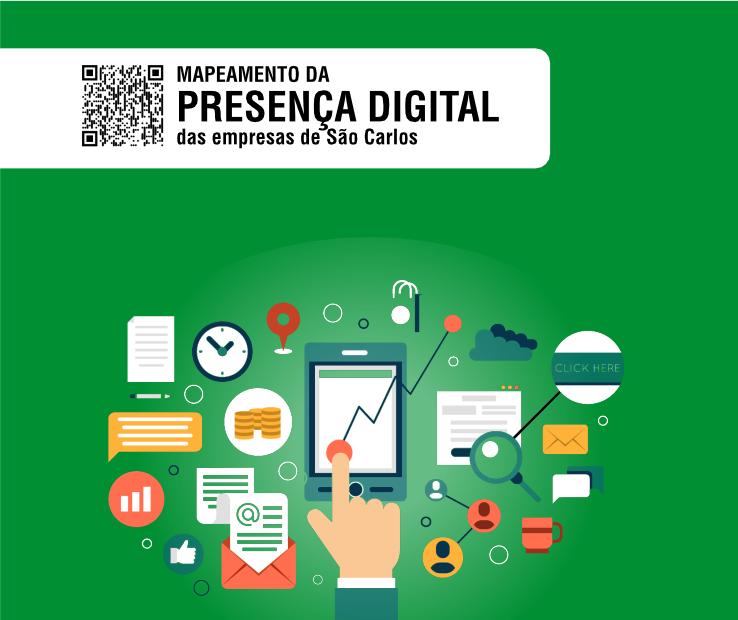 Mapeamento da presenca digital das empresas de Sao Carlos